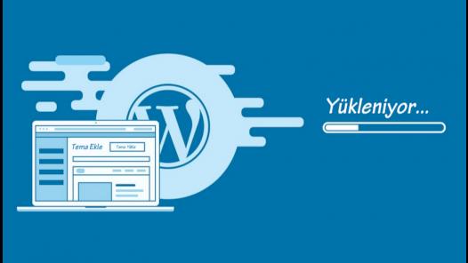 Wordpress Kurulumu ve Tema Ayarlarınızı Yapabilirim