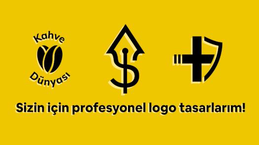 Ben, size profesyonel bir logo tasarlarım