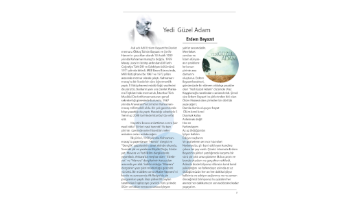 Dergi tasarımı