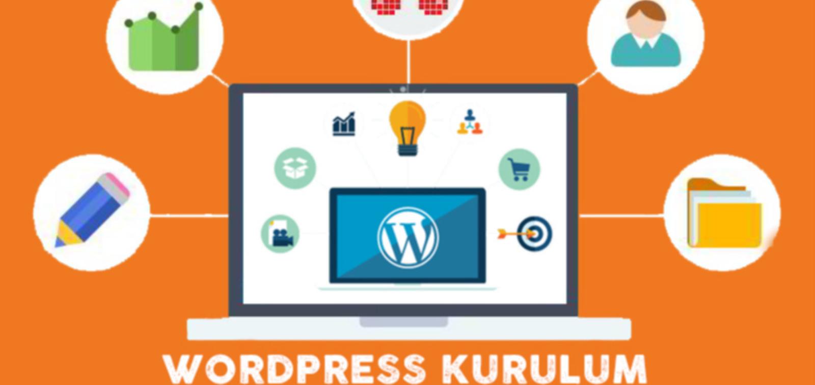 WordPress ile güçlü ve esnek web sitenizi kurabilirim