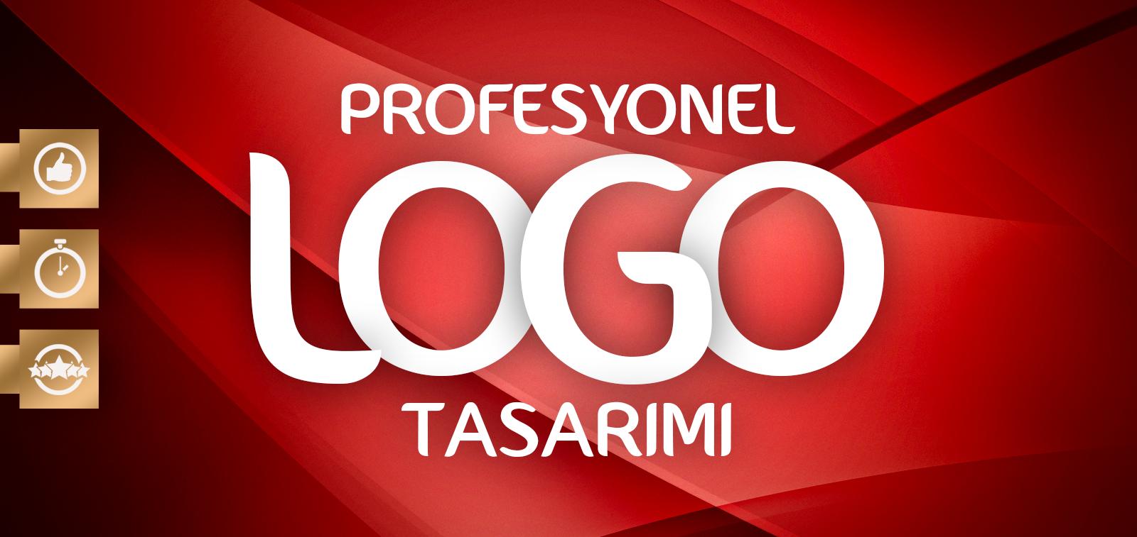Profesyonel logo tasarımı yaparım.