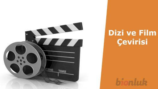 Dizi-Film Çevirisi Türkçe-İngilizce-Almanca