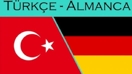 Sizler için çoğu alanda Almanca-Türkçe çeviri yapabilirim!