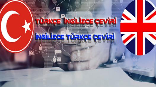 ingilizce türkçe çeviri yapabilirim