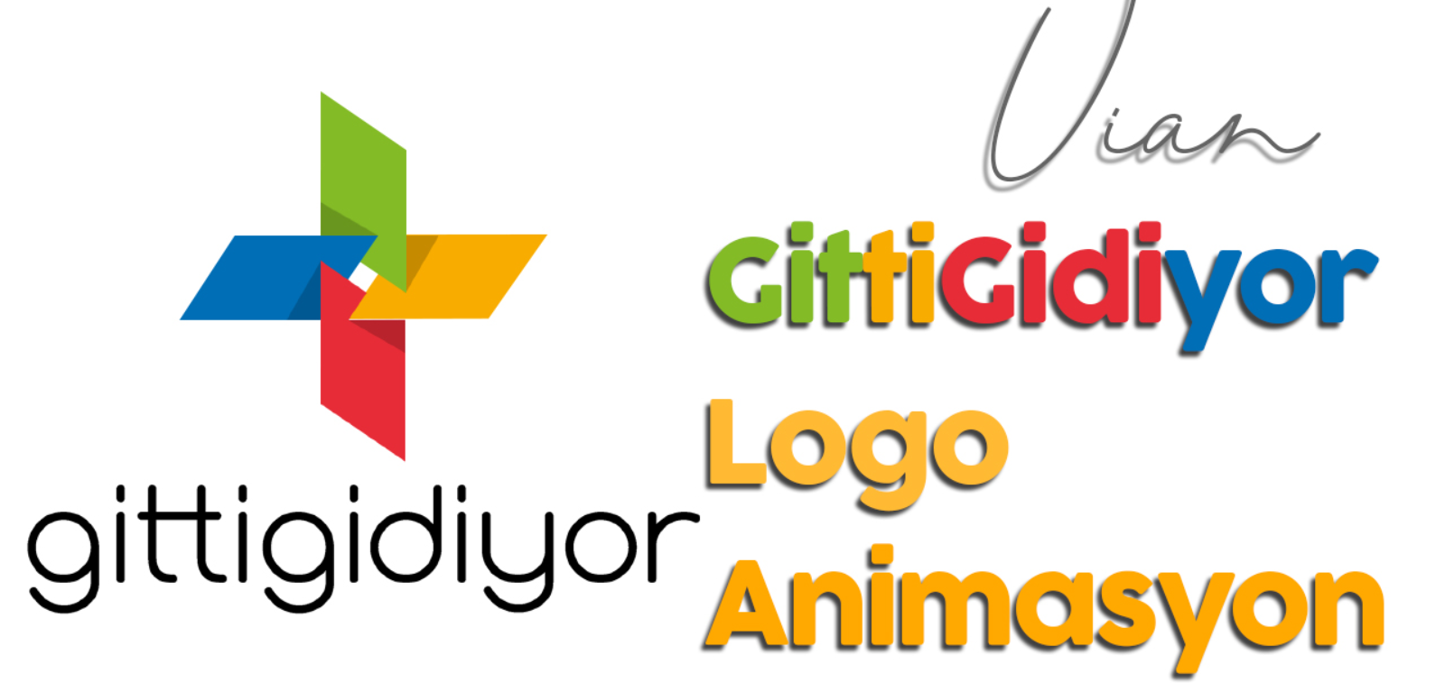 Logonuzu Animasyonlu Hale Getirebilirim