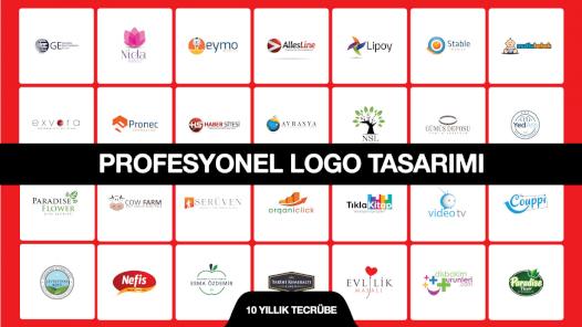 Ben, sizin için özgün ve modern logo tasarımları yapabilirim