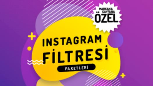 İşletmenizin Instagram Hesabı İçin Story Filtresi Yaparım