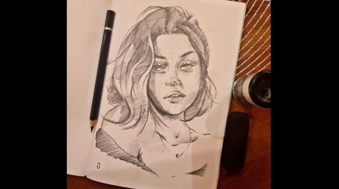 Style Portre Çizimleri